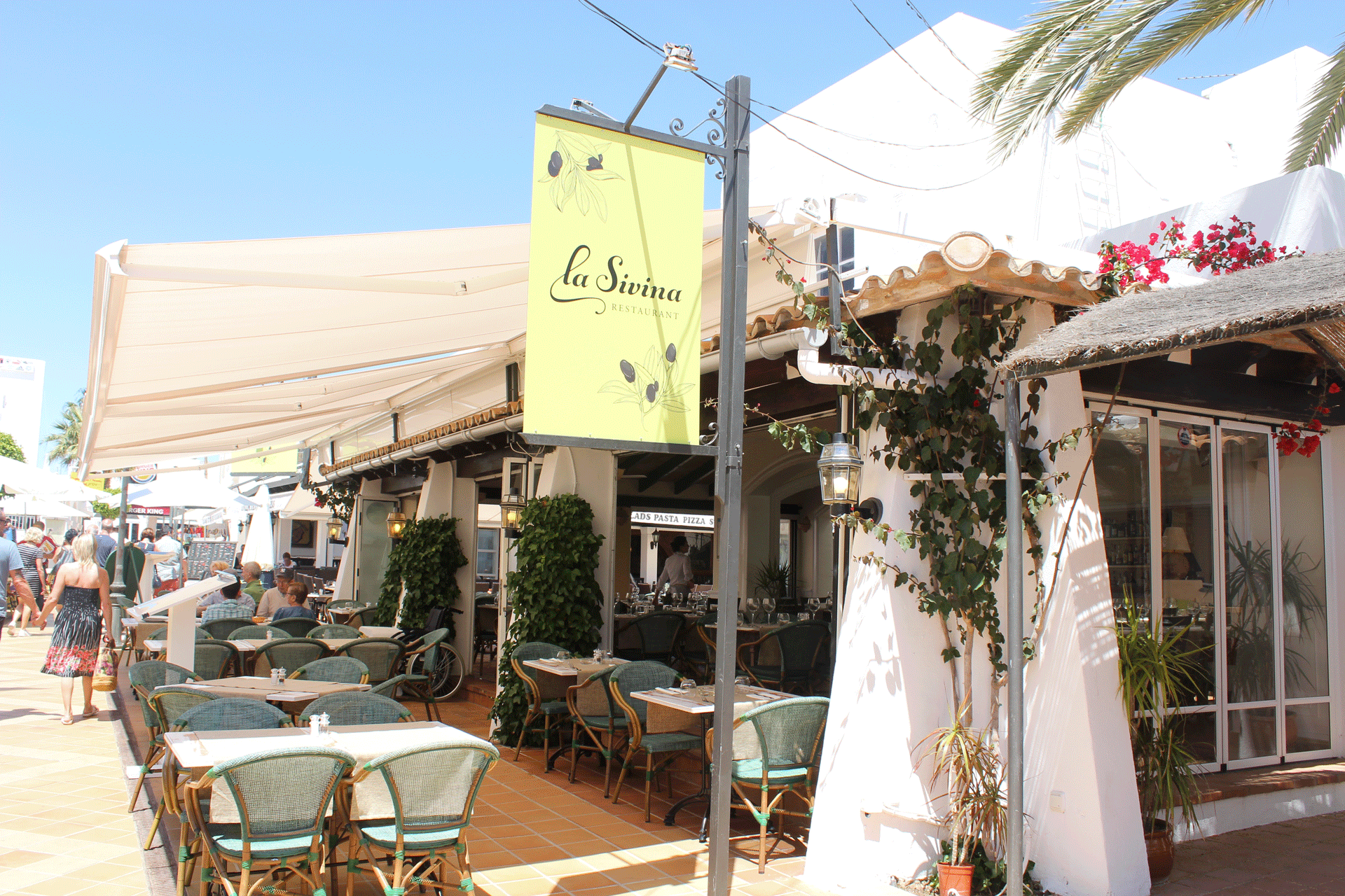 RestauranteLaSivina