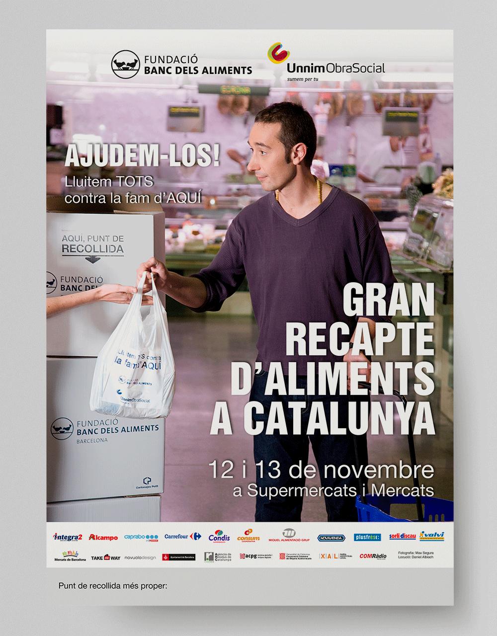 Campaña_GranRecapte_BancAliments_2010_IsmaPrados