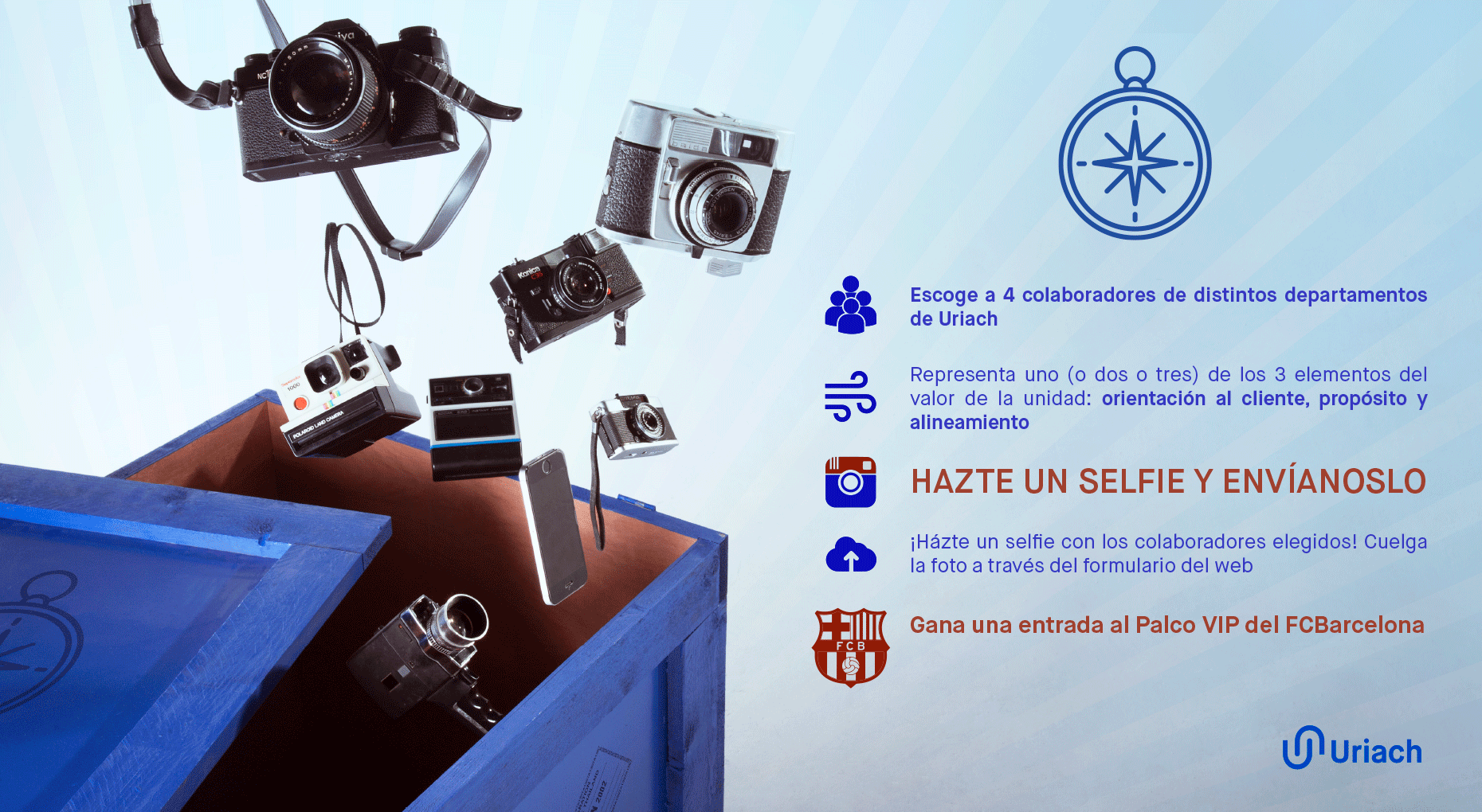 Campaña_Uriach_Hazte_un_selfie_CajaViajera