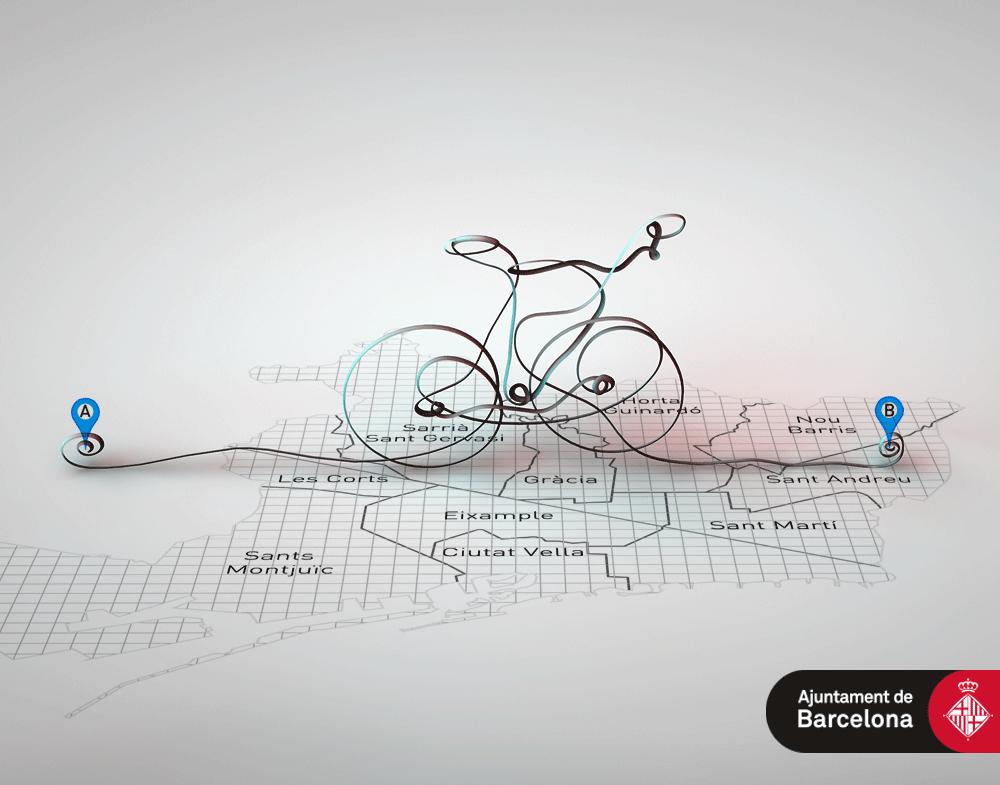 En Bici per Barcelona