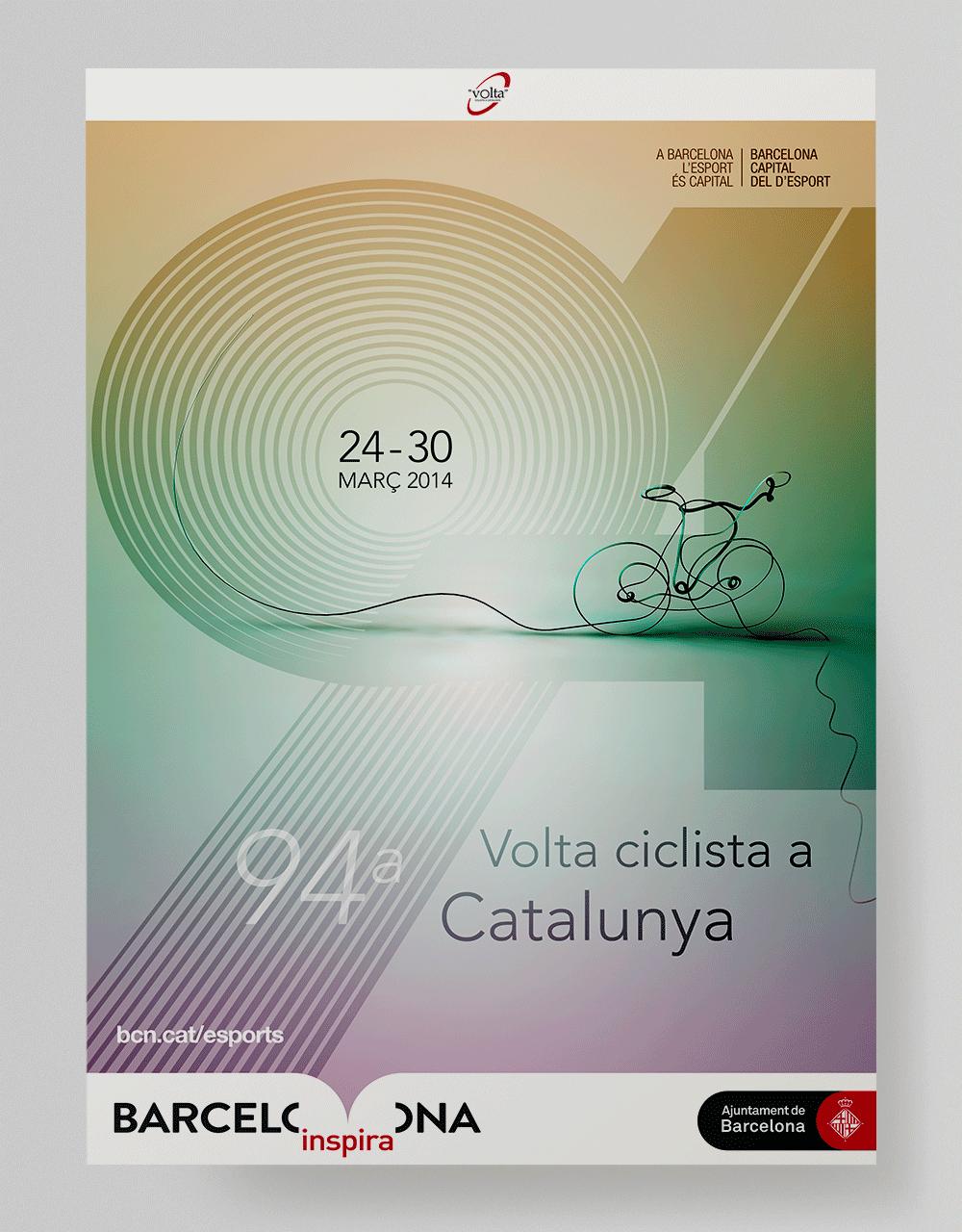Posters_94Volta_Ciclista_Barcelona_BCN_Esports