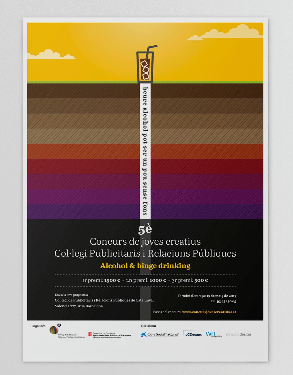 Posters_ConcursJovesCreatius_Publicistes_PouSenseFons